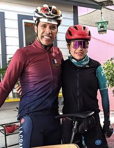 Baja bicycle tour