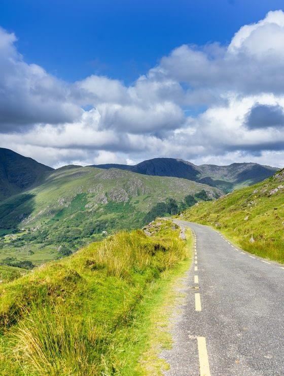 ireland-road